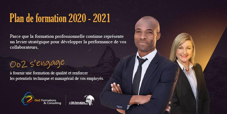 Plan de formation 2020 - 2021