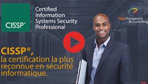 Formation certification CISSP