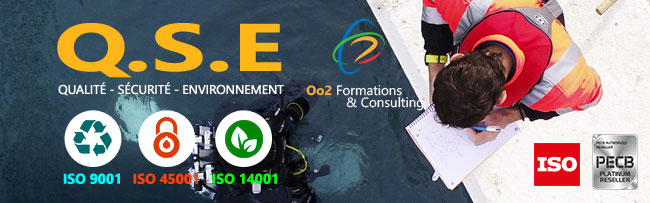 Oo2 formations & Consulting : ISO 9001 - ISO 45001 - ISO 14001