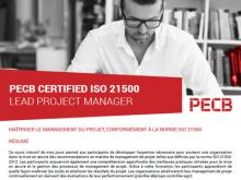 ISO 21500 Lead Project Manager