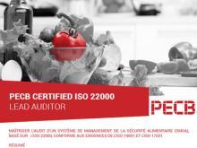 ISO 22000 LA