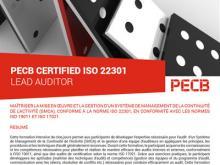ISO 22301 LA