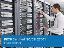 Certification ISO 27001 LA