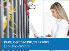 Certification ISO 27001 LI
