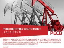 ISO 29001 LA