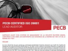 ISO 39001 LA