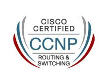certification CCNP Routing and Switching