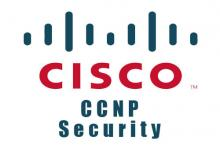 Certification CCNP Security