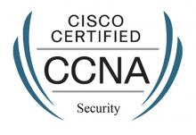 Certification CISCO CCNA Security