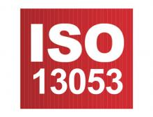 Certification ISO 13053