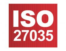 Certification ISO 27035