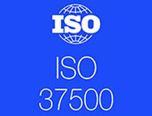 ISO 37500 certification