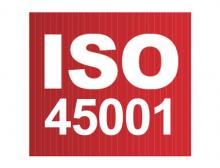 Certification ISO 45001