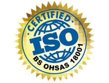 ISO OHSASA 18001