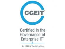 Certification CGEIT - ISACA