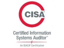 Certification CISA, ISACA