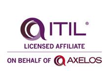 Certification ITIL AXELOS