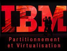 formation ibm i partionnement virtualisation