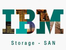 Formation san storage IBM
