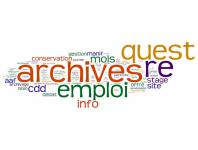 Archiviste - Documentaliste -Bibliothécaire