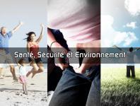 Santé - Sécurité - Environnement