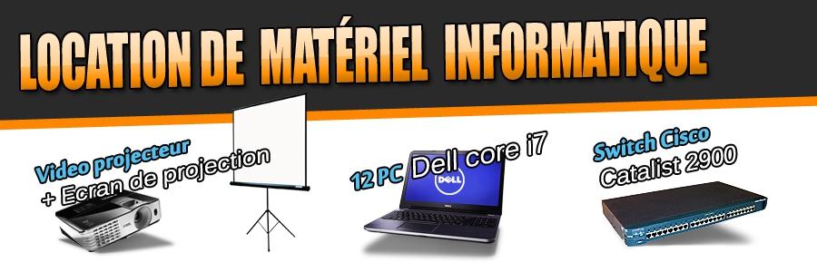 matériel informatique Dakar